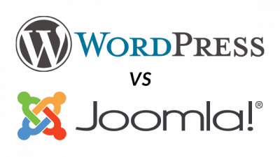 Wordpress vs Joomla CMS